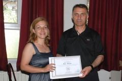 Извештај - постигнувања во учебната 2011/12 година