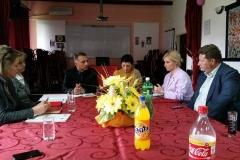 Работен состанок со УСАИД